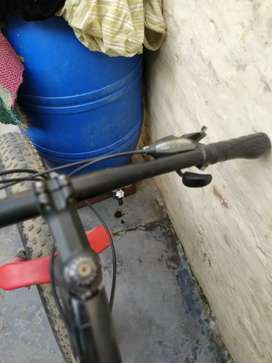 Jaguar fat Tyre cycle ok condition