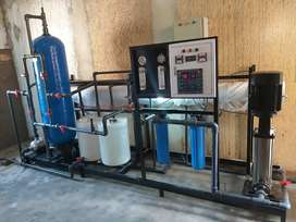 Wholesome Ro Plant - Mineral Water Plant - Water Filter and Softners