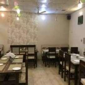 Complete restaurant setup and furniture