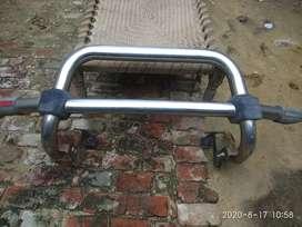 scorpio front and rear bumper guard
