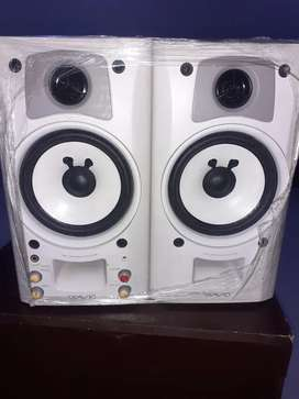 Monitor Speakers (Made in Malaysia)