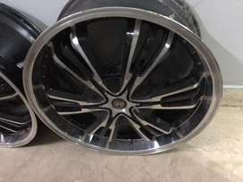 New alloy rims 18 inch land cruiser