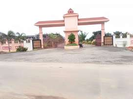 1 Bhk with of lot of amenities in a gated community  @ganavaram,Vijwda