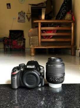 Nikon 3200D 24MP DSLR
