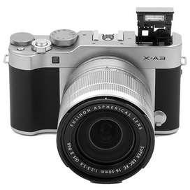 Kredit Fujifilm X-A3