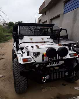 Jassal Jeep modified
