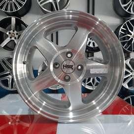 Velg Mobil Datsun Go, Brio dll Type LOUD JD805 HSR R16X8-9