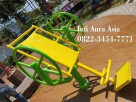 Alat Fitness Outdoor Handstand Termurah || Alat Fitness Taman