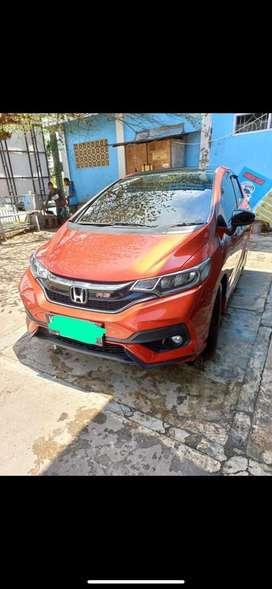 Bismillah di jual Honda Jazz 1.5 RS CVT