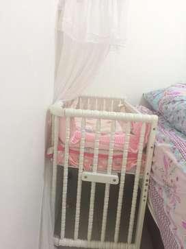 Box bayi /baby crib/tempat tidur bayi/kasur bayi