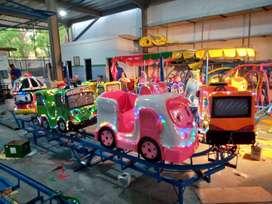 usaha media melukis gabus kereta panggung mini odong BARU siap kirim