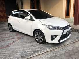 Toyota Yaris matic 2014 kondisi istimewa sekali