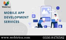 MOBILE APPS DEVELOPMENT SERVICES | ANDROID | IOS | REACT NATIVE.