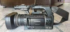 Panasonic vidio camera 120en