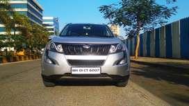 Mahindra XUV500 AT W10 FWD, 2017, Diesel