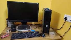 Hp monitor cpu dell company