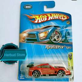 Hot wheels Hotwheels Ferrari 575 GTC Red Merah
