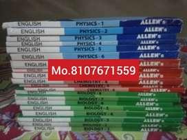 ALLEN KOTA NEET /AIIMS/JEE pattern  book (cod ) cash on delivery  avl.
