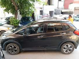 Honda WR-V 2017 petrol well maintained good condition single handed