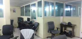 Small 7 seater plug&play office space for rent in basheer bagh