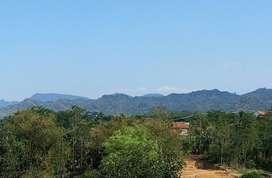 Tanah Kavling View Gunung dan Lokasi Di Pinggir Jalan Besar