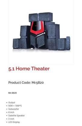 Mr Light 5.1 Home Theatre