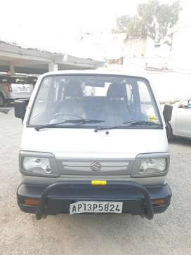 Maruti Suzuki Omni 8 STR BS-III, 2008, Petrol