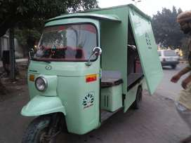 Food Truck ( Chalta Pirti Fast Food Shop)