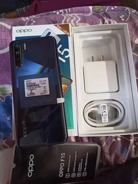 Oppo F15 just two days used
