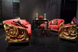Model baru kursi tamu klasik Jepara