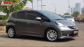 Honda Jazz RS Facelift 2014 Full Original Perfect Conditiion Km 50Rb!!