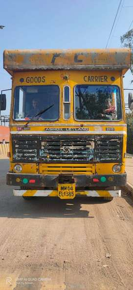 Ashok Lyland 2518 32 Ft Container Multi Axle 10 Tyre 2010 (MH04EL1385)