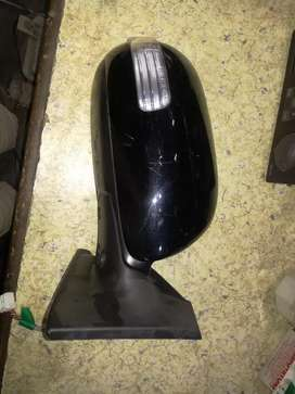 Toyota Vitz 2008-2010 Side Mirror with Indicator - Shah Nafees Traders