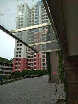 3 BHK apartment for rent in Kakkanad