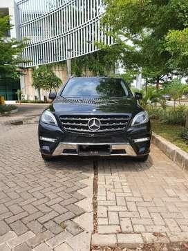 Mercedes benz ML 400 AMG low kilometer