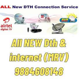 All new DTH sales and  services 999