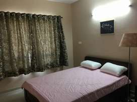 Fully furnished flat available in Newtown Tata Eden court.redy to move