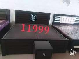 Double bed box wala at home factory
