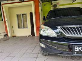 Toyota Harrier 2008 sunroof type G 2.4 Bensin