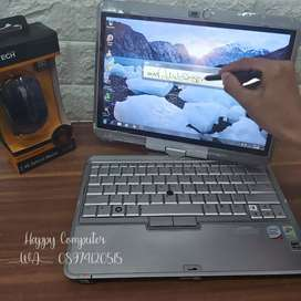 """LAPTOP HP COMPAQ 2710 TABLET PEN STYLUS/C2D/2/160/12""""/PROMO"""