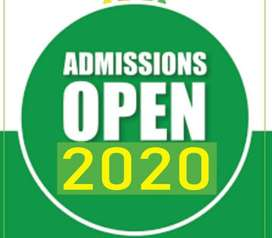 Hurry up admission open