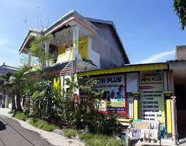 Rumah 2 lantai dijual