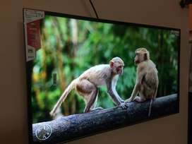 Android sony panel 50'' led tv with 4k ultra hd quality