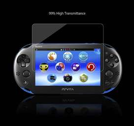 Glass Protector for PS VITA (1000 & 2000) and Back protection Sticker