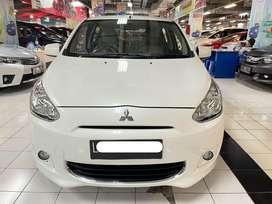 Mitsubishi Mirage Exceed 1.2 Automatic 2012 Super Istimewa