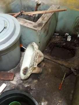 Jasa buat saptitank wc tumpat saluran air wastafel tumpat sedot wc