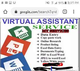 I AM A DATA ENTRY PROFESSIONAL AND SPECIALIST