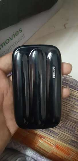 Philips compact handy power bank 8000 mah