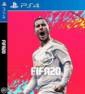 Game ps 4 fifa 20 offline tinggal domwlod