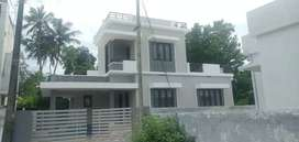In 6.2 Cents Beautiful Villa 3.5 Km from Mercy College Jn.